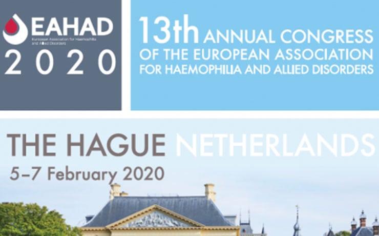 EAHAD 2020 : un congrès sur l'hémophilie soutenu par CSL Behring